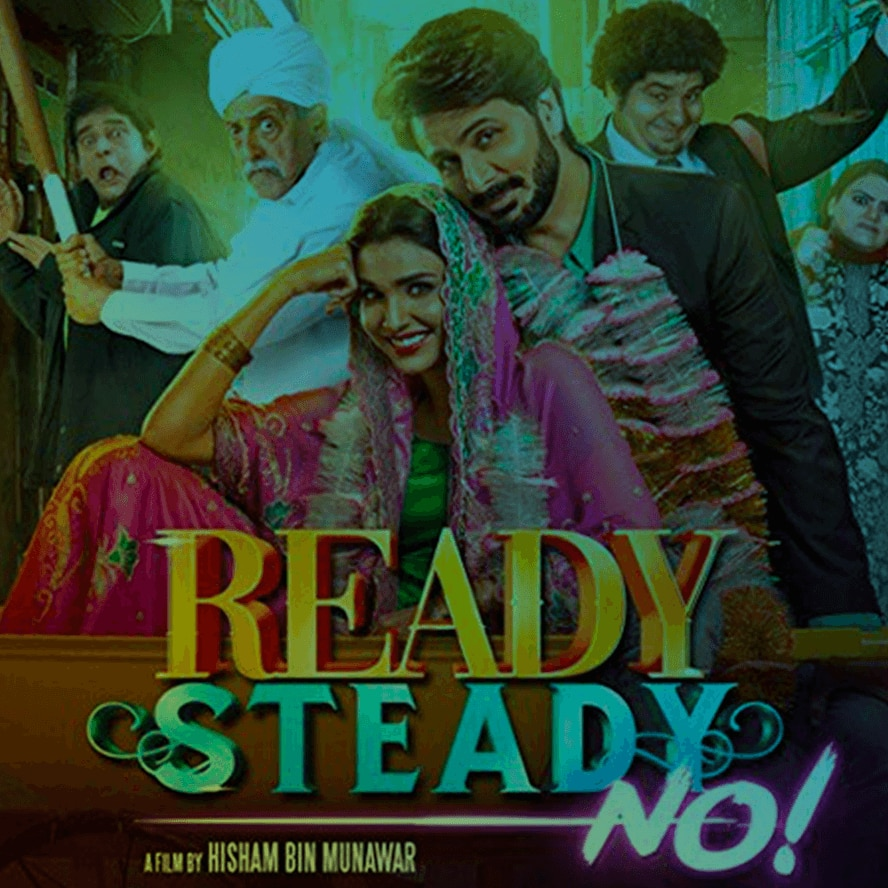 Ready Steady No! by Faisal Saif/Salman Shafi<br>(Obsessive Compulsive Dreamers) & Hisham Bin Munawar