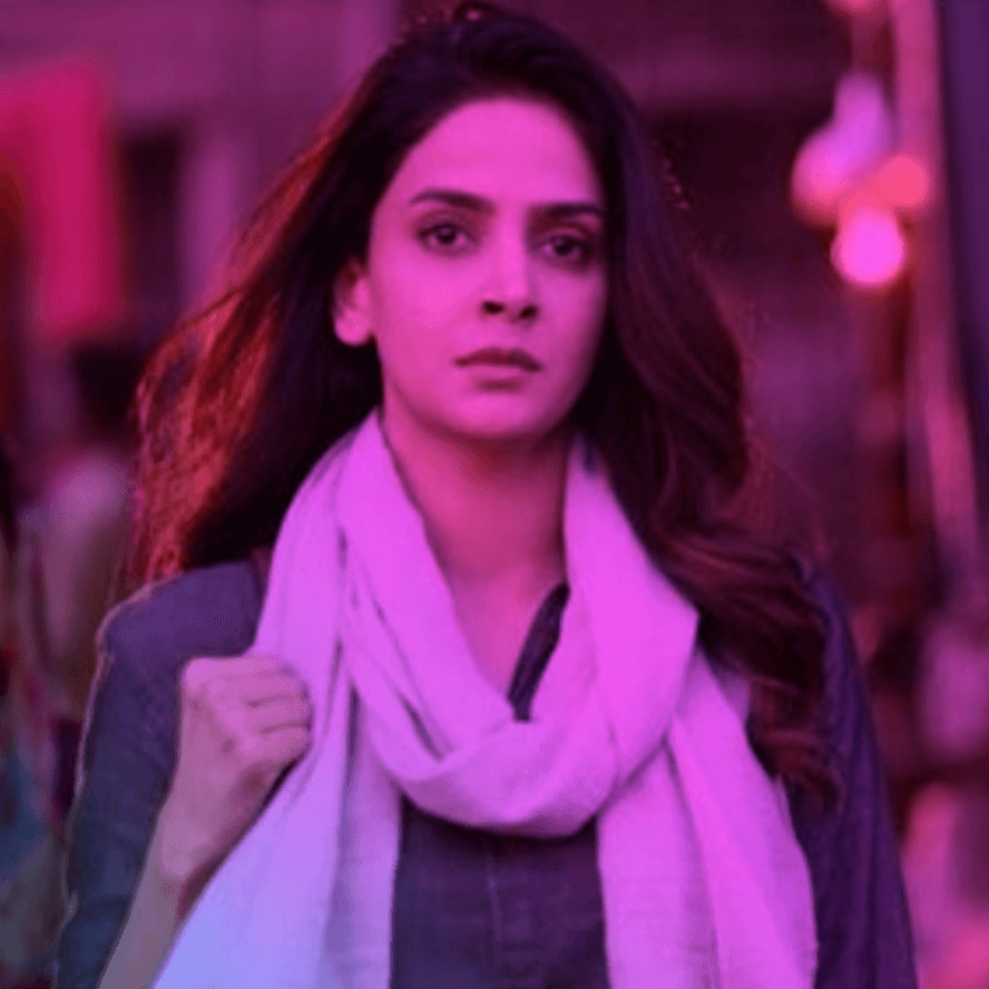 Saba Qamar for Cheekh