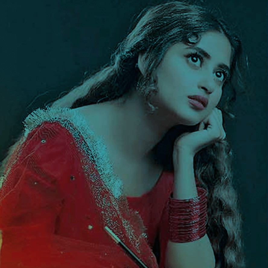 Sajal Ali for Aangan
