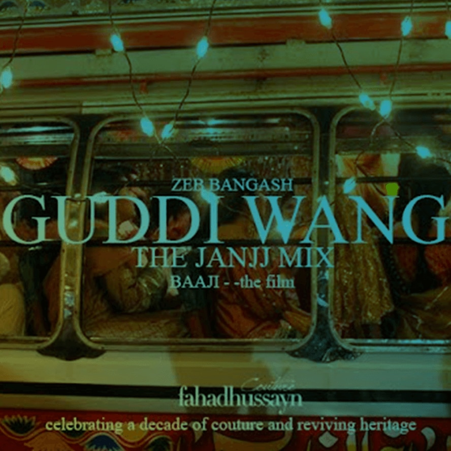 Zeb Bangash for Gudi Wang from Baaji