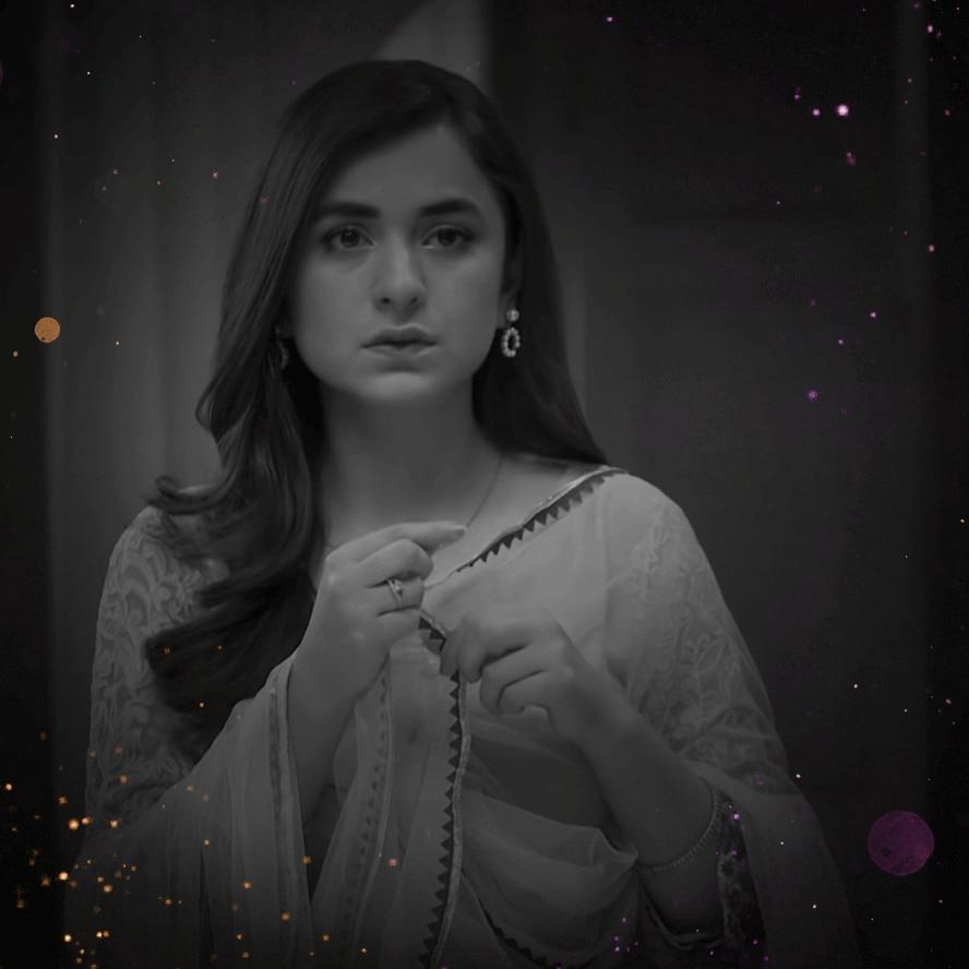 Yumna Zaidi for Raaz-e-Ulfat